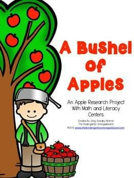 apples research project