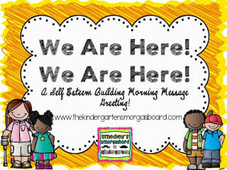 13 morning meeting greetings the kindergarten smorgasboard click here for a detailed post about this greeting m4hsunfo