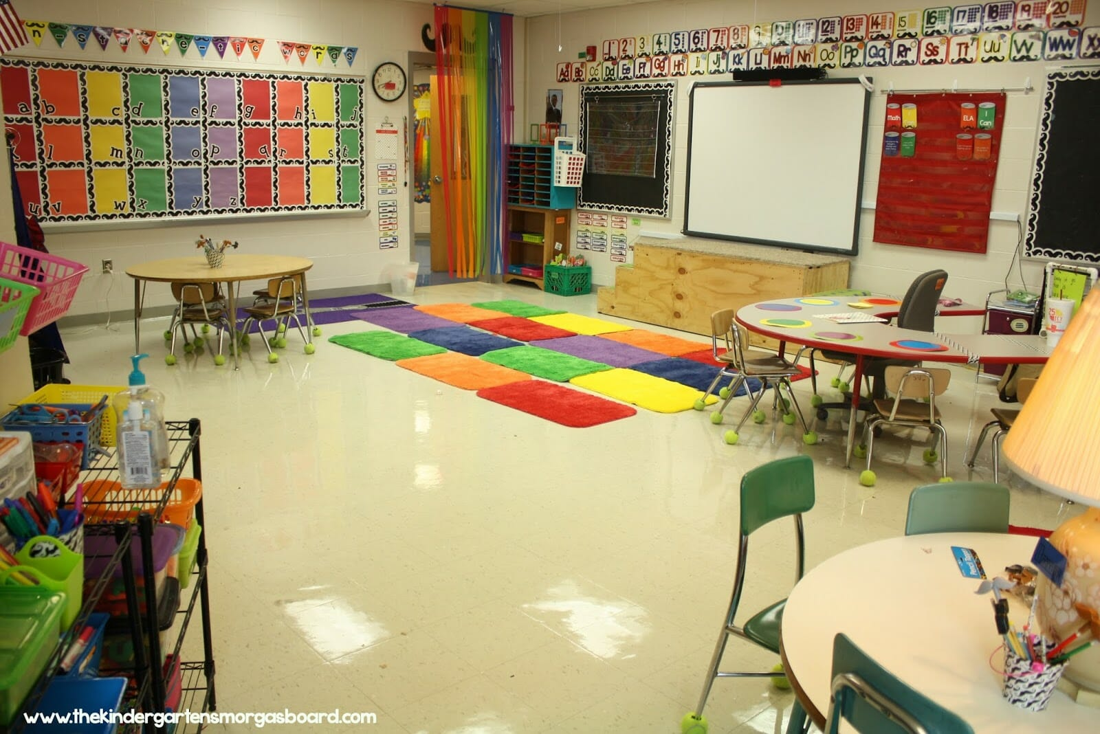 What Does An Innovative Classroom Look Like ~ Classroom reveal the kindergarten smorgasboard