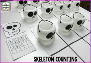 skeleton-counting