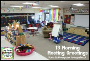 top 10 morning meeting greetings