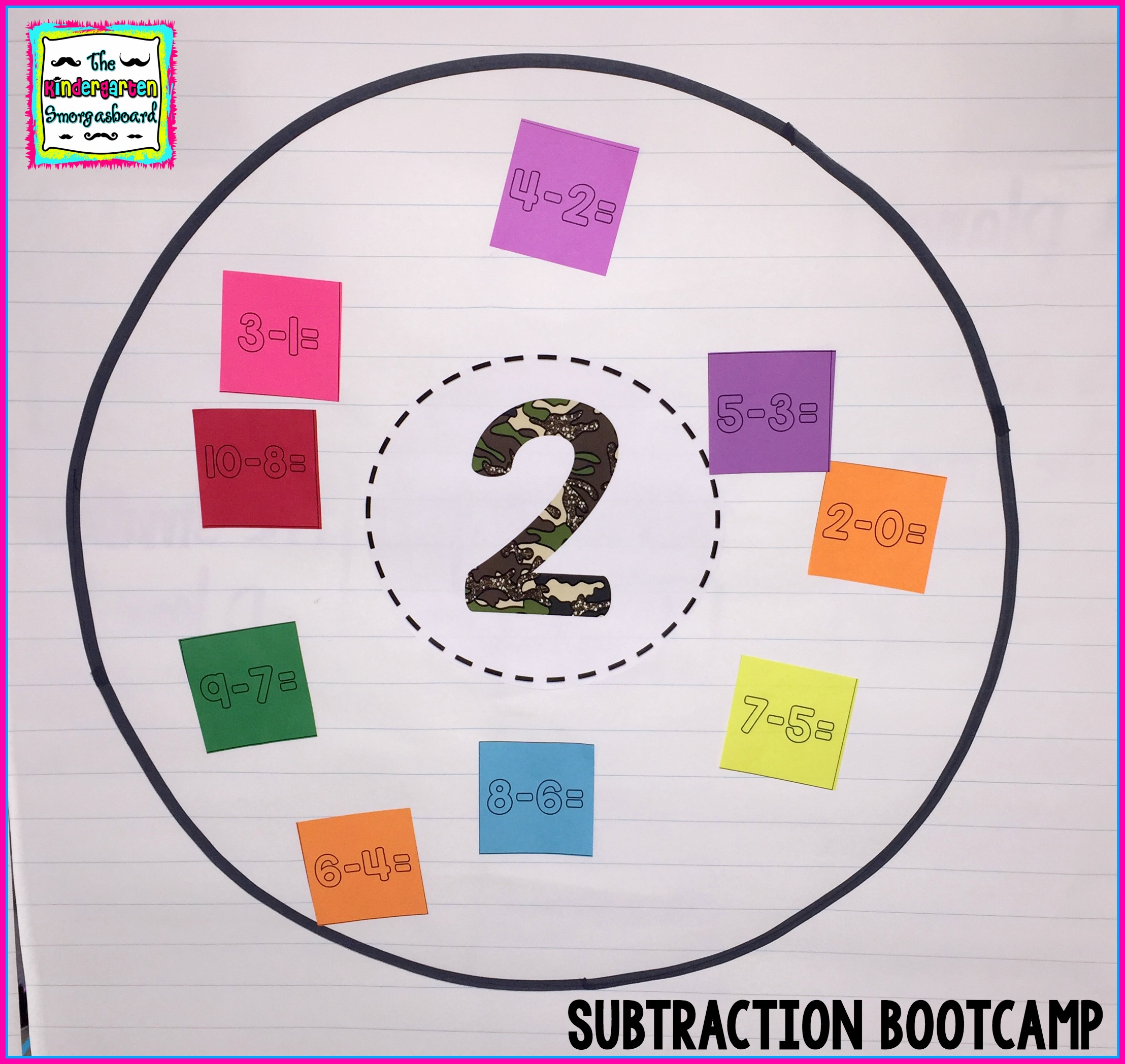 subtraction bootcamp