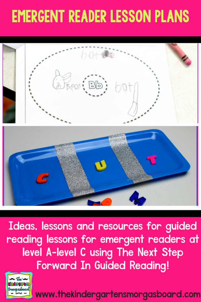 guided reading lesson plans level a-c